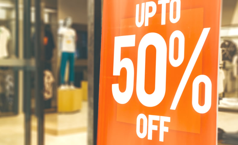 UP TO 50%OFF